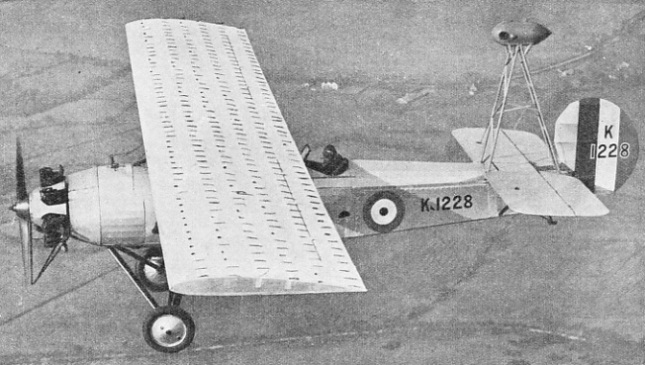The Parnall Monoplane