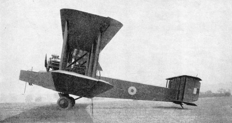AN OUTSTANDING HANDLEY PAGE DESIGN, the V/1500