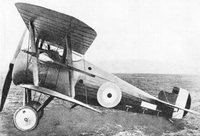 The Sopwith Snipe