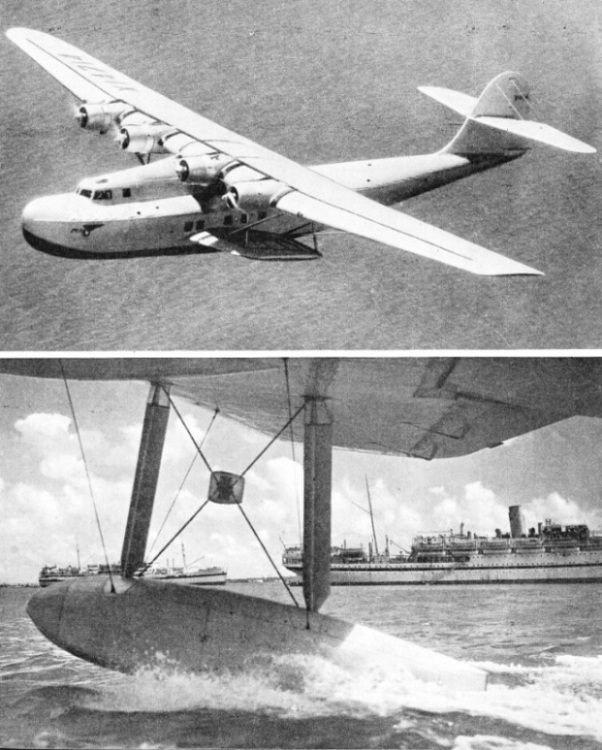 Seaplanes and their work