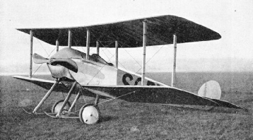 Aeroplanes of the Great War