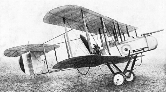"THE VICKERS ""GUN-BUS"", the Vickers F.B.9"