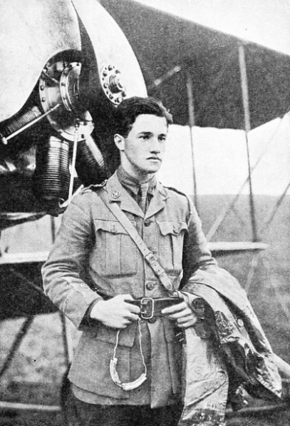 Captain Albert Ball, VC