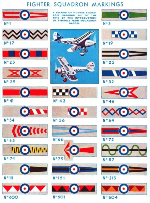 Fighter squadron markings