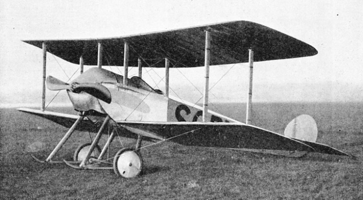 A Sopwith Tabloid