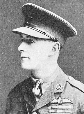 James Byford McCudden, VC