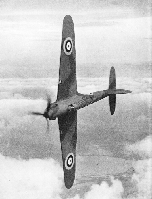 The Fairey Battle on Test